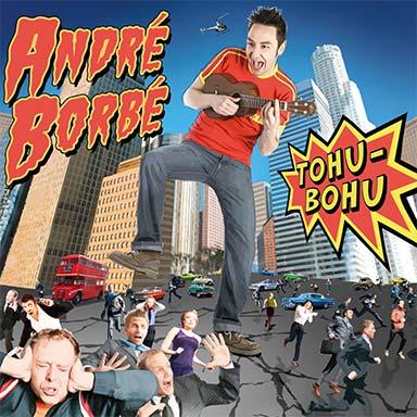 André Borbé - Tohu-Bohu