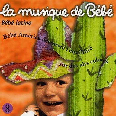 Artistes divers - Bébé latino