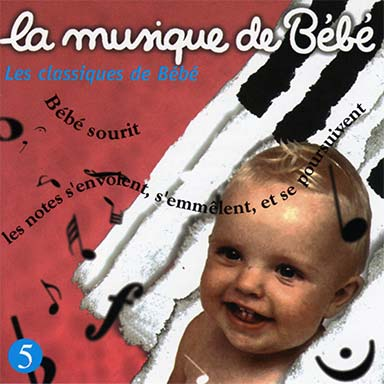 Artistes divers - Les classiques de bébé
