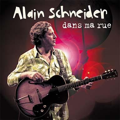Alain Schneider - Dans ma rue