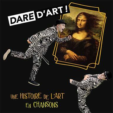 Cyrille Marche, Marc Fauroux - Dare d'Art