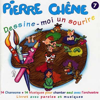 Pierre Chêne - Dessine-moi un sourire