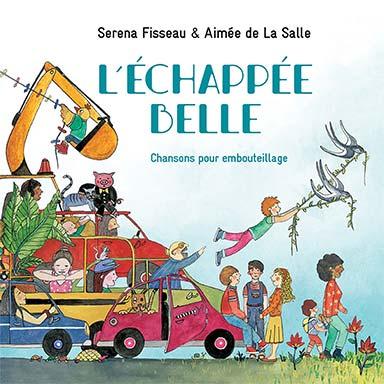 Serena Fisseau, Aimée de La Salle - L'échappée Belle