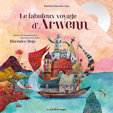 Lyra, Bérénice Bejo - Le fabuleux voyage d'Arwenn