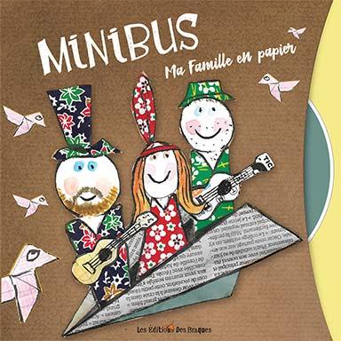 Minibus - Ma famille en papier