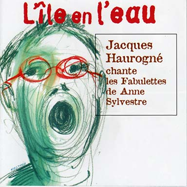 Jacques Haurogné - L'île en l'eau