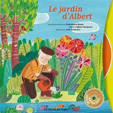 Dominique Dimey - Le jardin d'Albert