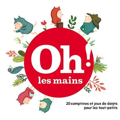 Jacques Haurogné - Oh! Les mains