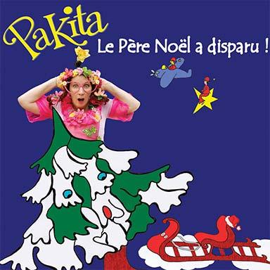 Pakita - Le père Noël a disparu !