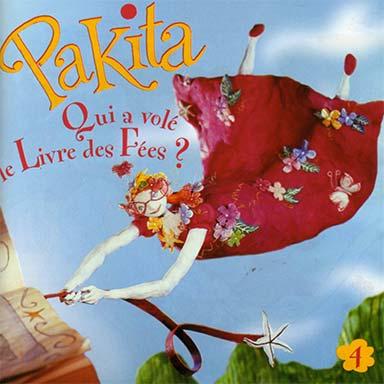 Pakita - Qui a volé le livre des fées ?
