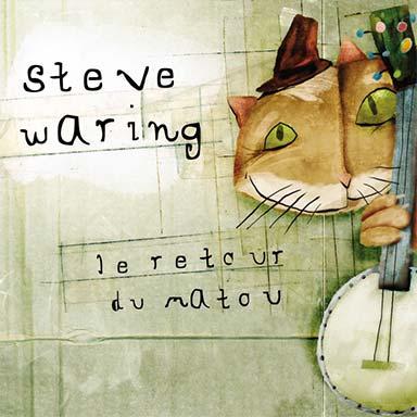 Steve Waring - Le retour du matou