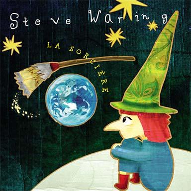 Steve Waring - La sorcière