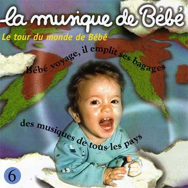 Martin Chabloz - Le tour du monde de bébé